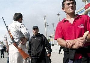 Представители киргизской и узбекской диаспор начали мирные переговоры
