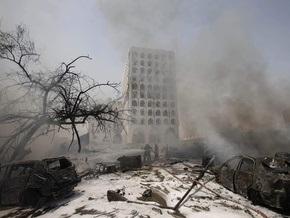 Число жертв серии взрывов в Багдаде достигло 95 человек
