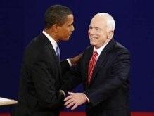 Маккейн и Обама проводят вторые теледебаты