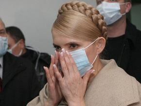 Тимошенко встретится с представителями ВОЗ и посетит Луцк