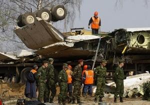 В Польше эксгумировали тело жертвы авиакатастрофы, в которой погиб президент Польши