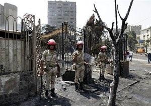 Египетские военные подавили бунт в тюрьме. Погибли почти 40 сторонников Братьев-мусульман