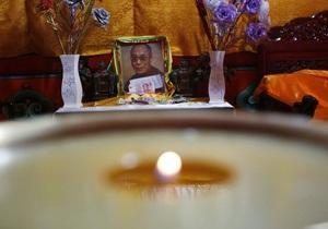 В КНР стреляли по людям, пришедшим поздравить далай-ламу