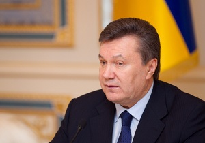 Янукович: Украина - уже не первая в Восточной Европе по темпам распространения СПИДа