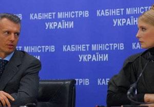 БЮТ будет требовать отставки Хорошковского