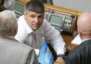 Выборы-2012: Литвин и представитель Януковича прокомментировали намерение Рады изменить Конституцию