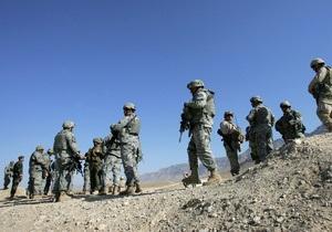 Пентагон сократит срок службы солдат армии США в горячих точках