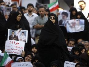 ТВ: Сторонники Мусави вновь вышли на акции протеста в Тегеране