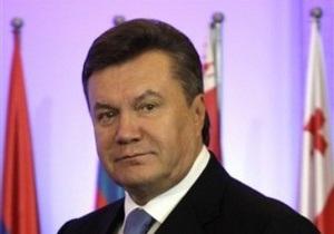УП: Янукович отменил визит в Брюссель