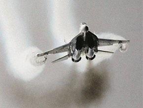 Под Белградом потерпел крушение МиГ-29