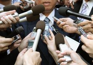 Могилев: 98% преступлений против журналистов не связаны с их работой