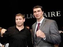 Ибрагимов знает, что сделает после победы над Кличко