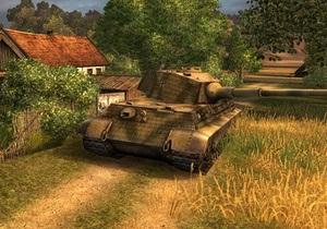 Белорусская милиция расследует похищение виртуального танка
