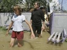 Районы, пострадавшие от наводнения, объявлены зоной стихийного бедствия (обновлено)