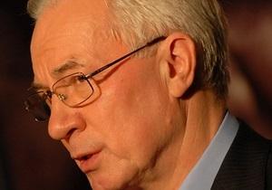 Азаров поручил ограничить максимальный размер пенсии
