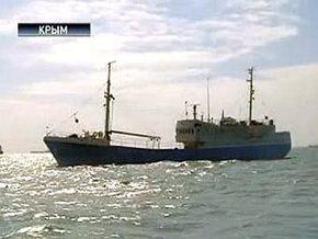 Из-за угрозы чумы одесские эпидемиологи взяли под контроль корабль с гнилым мясом