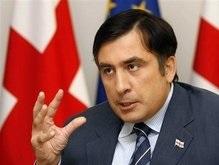Саакашвили требует поскорее принять Грузию в НАТО