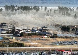 В Японии при разборе завалов нашли видео первых минут цунами