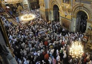 Украинских священников призвали не заниматься политической агитацией