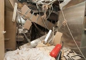 Новости Киева - ресторан Апрель - взрыв в ресторане - Газета: У ресторана Апрель в Киеве, где произошел взрыв, не было разрешения на работу
