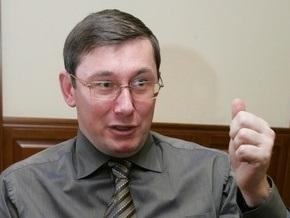 Луценко: Черновецкий сам себя позабавит