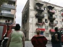 Гори взят под контроль грузинскими полицейскими