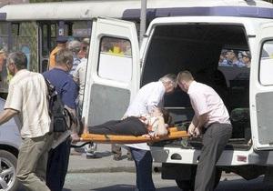 Суд начал оглашать обвинительное заключение по делу о взрывах в Днепропетровске