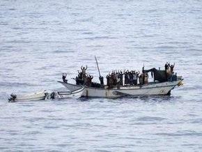 Нидерландские военные отпустили захваченных пиратов