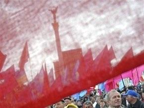 Компартия Украины поддержала послание Медведева к Ющенко