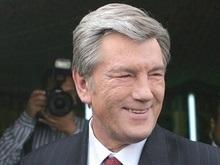 Ющенко едет по следам Януковича на восток