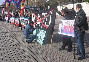 Витренко о фрегате ВМС США в Севастополе: Янукович плюнул Медведеву в лицо