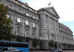 Янукович назначил новых глав СБУ в Одесской и Запорожской областях