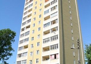 В Харьковской области студент выжил после падения с пятого этажа