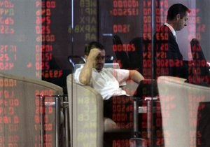 Индекс Украинской биржи ростом распрощался с летом