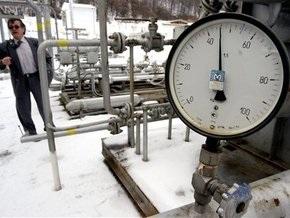 Украина настаивает на устранении посредника при поставках газа