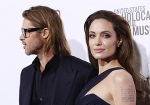 Голливудские продюсеры вручат награду Анджелине Джоли
