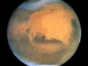 На Марсе обнаружены гигантские ледники