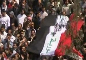 Сирийские силы безопасности убили на стадионе в Дамаске 26 человек - источник