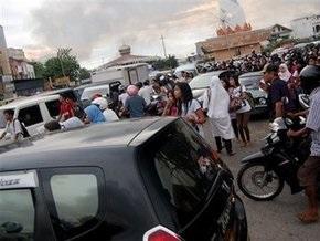 В Индонезии произошло второе за сутки мощное землетрясение