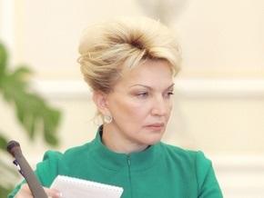 Богатырева отправилась с рабочим визитом в Россию