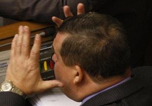 Рада намерена ужесточить ответственность за изнасилование