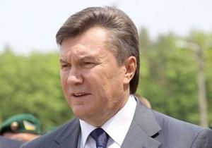 Журналисты приехали к резиденции Януковича