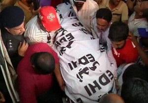 Политик убита в Пакистане накануне пересчета голосов