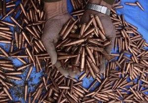 В Одессе два офицера пытались продать почти 900 патронов