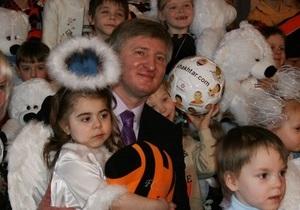 Пресс-секретарь Ахметова напомнила, куда миллиардер тратит зарплату и матпомощь нардепа