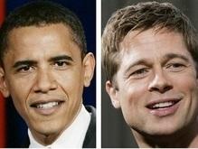 Ученые: Барак Обама - дальний родственник Брэда Питта