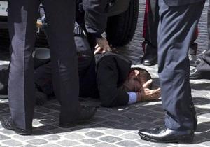 Новости Италии - новости Рима- стрельба в Риме -Министр юстиции Италии уверена, что стрелявший в Риме действовал один