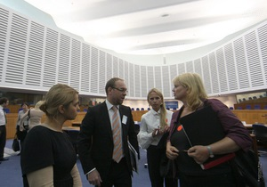 Защита Тимошенко намерена на следующей неделе подать в ЕСПЧ новую жалобу