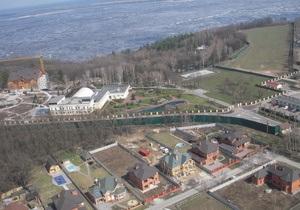 По факту наезда на забор резиденции Януковича возбудили уголовное дело