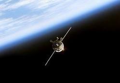 Космический корабль Прогресс успешно затоплен в Тихом океане